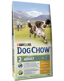 DOG CHOW ADULT - CHICKEN (14 KGS)