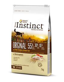 True Instinct Cat Adult Original Chicken & Brown Rice