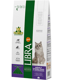 LIBRA CAT Sterilized Frango