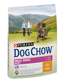 Dog Chow Adult +1 Small Breed Chicken