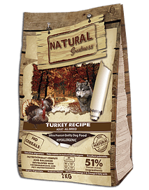NATURAL GREATNESS Adult Turkey Recipe
