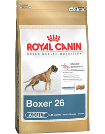 ROYAL CANIN Boxer Adult 12 Kgs