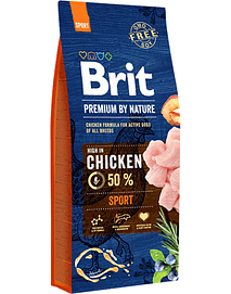 BRIT BLUE NATURE DOG Sport