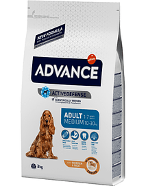 Advance Dog Medium Adult Chicken & Rice