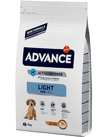 ADVANCE DOG Mini Light Chicken & Rice