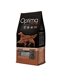 OPTIMA NOVA Mature Chicken & Rice