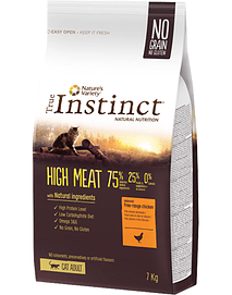 True Instinct Cat Adult High Meat Free-Range Chicken