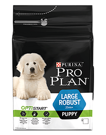 PRO PLAN Dog Large Robust Puppy