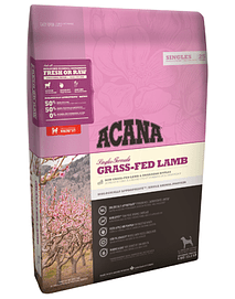 ACANA SINGLES DOG GRASS FEED LAMB
