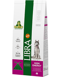 LIBRA DOG Adult High Energy
