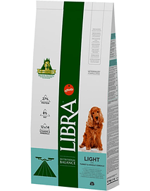 LIBRA CÃO ADULTO LIGHT