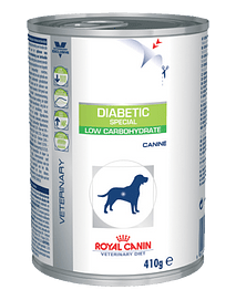 ROYAL CANIN Diabetic Special Low Carbohydrate Canine - 12x410 Grs