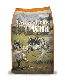 Taste Of The Wild High Prairie Puppy Fórmula
