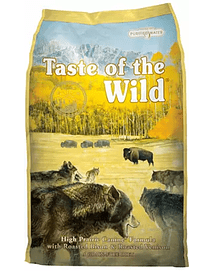 Taste Of The Wild High Prairie Canine Formula