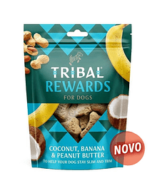 Tribal Rewards - Coconut, Banana & Peanut Butter - 130 Grs