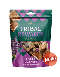 Tribal Rewards - Liver & Lavender - 130 Grs
