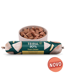 TRIBAL 80% CHICKEN GOURMET SAUSAGE - 750 GRS