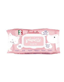 TOALHETES FERRIBIELLA MULTIUSOS - SENSITIVE BIO - 40 UNIDS