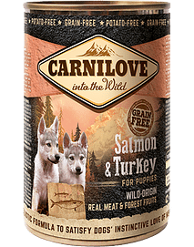 Carnilove Salmon & Turkey Puppies