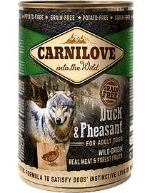 Carnilove Duck & Pheasant Adult Dog