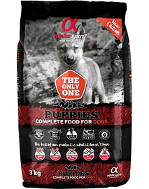 Alpha Spirit Puppy Dry Food Multiprotein