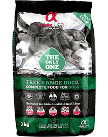 Alpha Spirit Dog Dry Food Free Range Duck