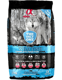 Alpha Spirit Dog Dry Food Only Fish