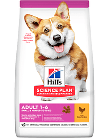 Hills Science Plan Small & Mini Adult Dog with Chicken