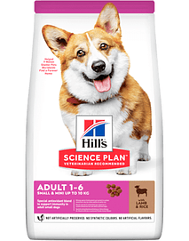 Hills Science Plan Small & Mini Adult Dog with Lamb & Rice