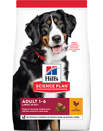 Hills Science Plan Large Breed Adult Dog with Chicken