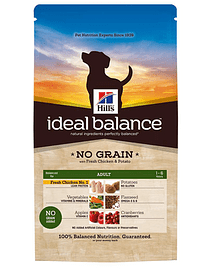 Hills Ideal Balance Canine Adult No Grain with Chicken & Potato