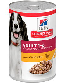 Hills Science Plan Adult Dog with Chicken