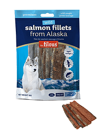 Snack Salmon Fillet from Alaska Eurosiam - 50 Grs