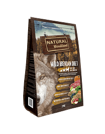 Natural Woodland Dog Wild Iberian Diet