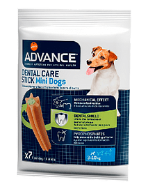 Advance Dog Stick Mini Dental Care - 90 Grs