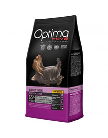Optima Nova Adulto Mini Chicken & Rice