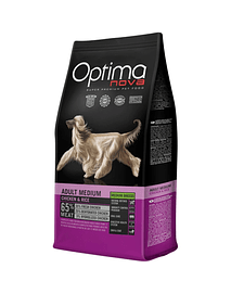 Optima Nova Adult Medium Chicken & Rice