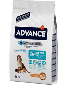 Advance Mother Dog & Initial Chicken & Rice