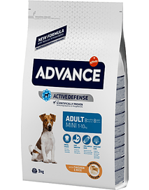 Advance Dog Mini Adult Chicken & Rice