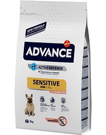 Advance Dog Mini Sensitive Salmon & Rice