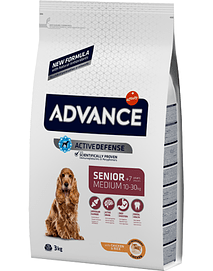 Advance Dog Medium Senior +7 Chicken & Rice