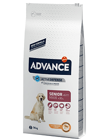 Advance Dog Maxi Senior +6 Chicken & Rice