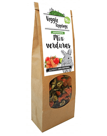 Cominter Veggie Toppings Mix de Verduras - 125 Grs