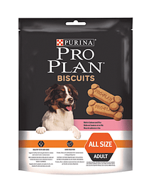 Pro Plan Dog Biscuits Adult Salmon & Rice - 175 Grs