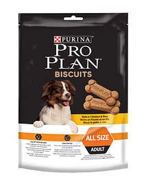 Pro Plan Dog Biscuits Adult Chicken & Rice - 400 Grs