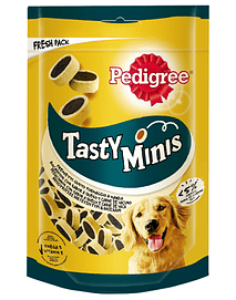 Pedigree Dog Snack Tasty Minis Cheesy Bites