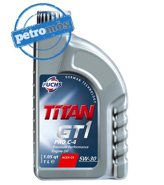 FUCHS TITAN GT1 PRO C-4 5W30