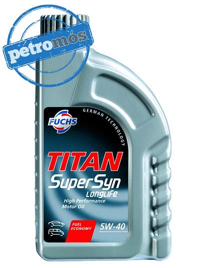 FUCHS TITAN Supersyn LONGLIFE 5W40