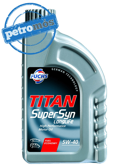 FUCHS TITAN Supersyn LONGLIFE 5W40
