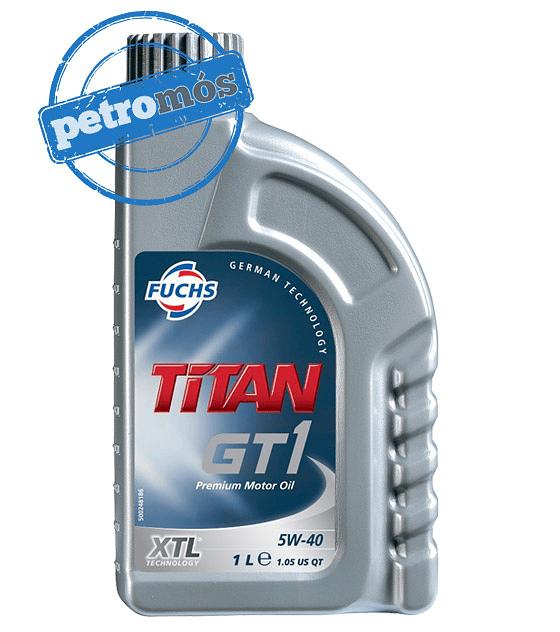 FUCHS TITAN GT1 5W40 (XTL Technology)